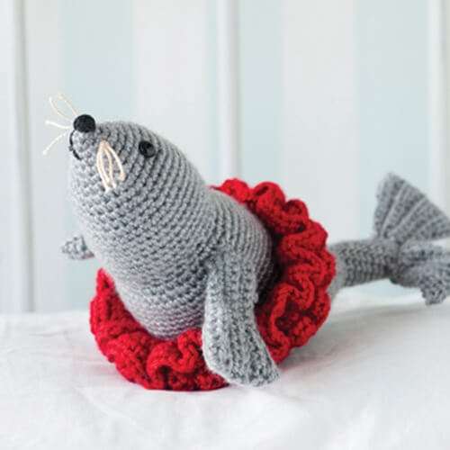 Circus Seal Toy