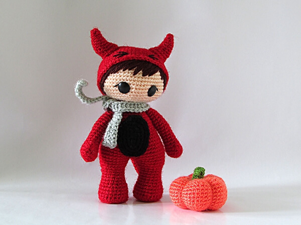 The Little Red Devil