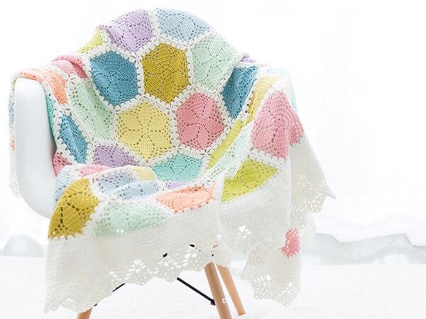 Lily Granny Blanket Kit