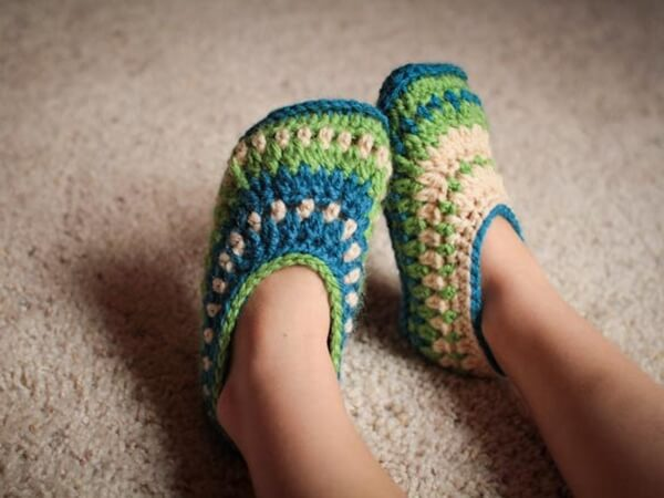 Galilee Slippers